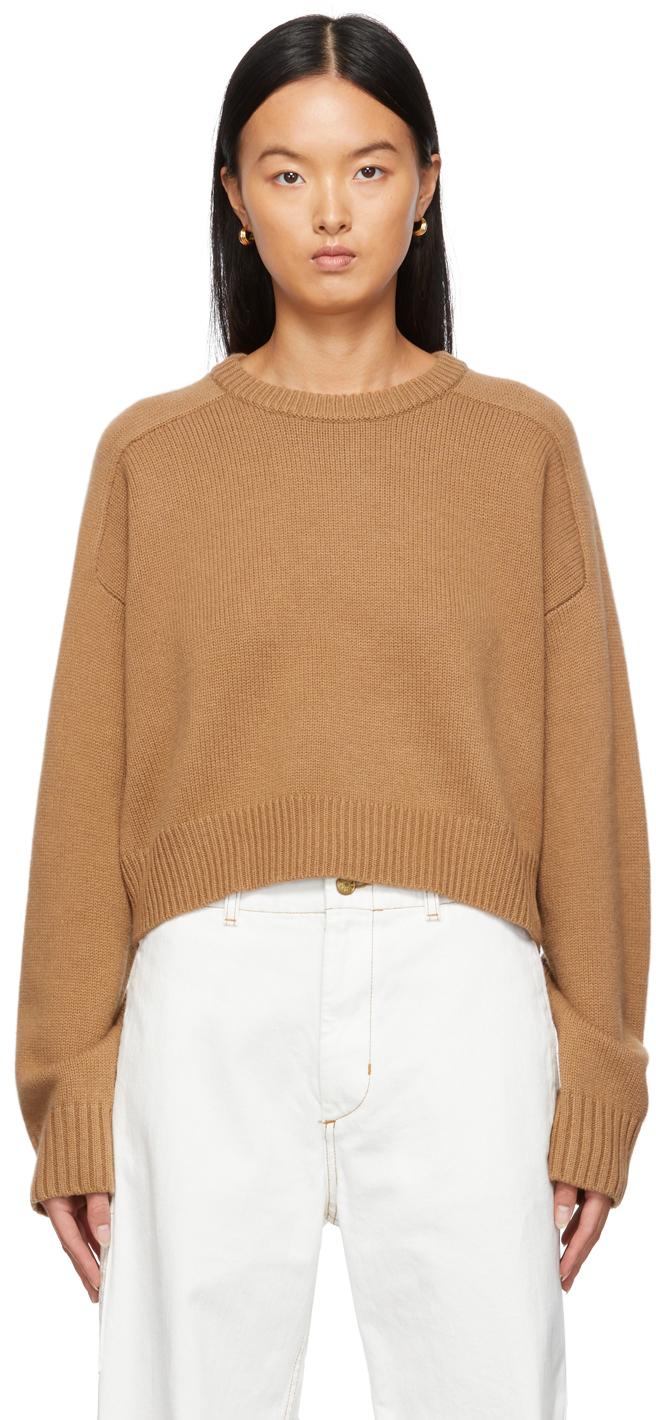 Tan Bruzzi Sweater
