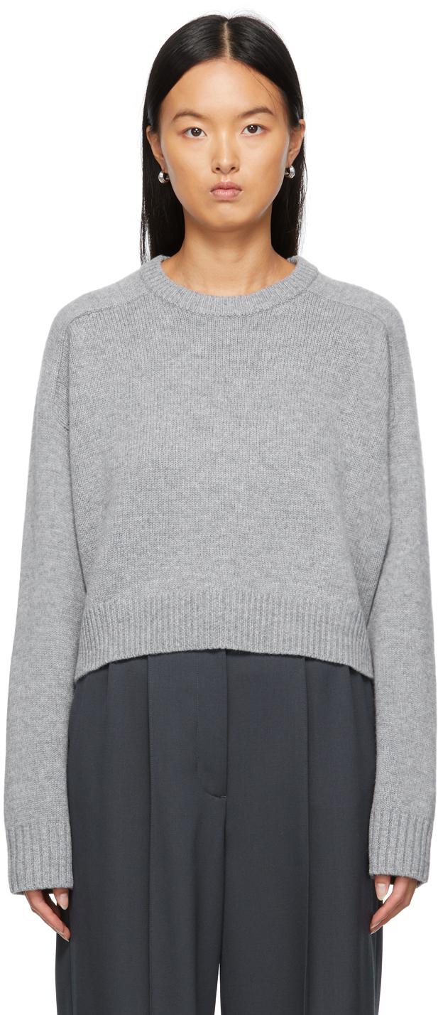 Grey Bruzzi Sweater
