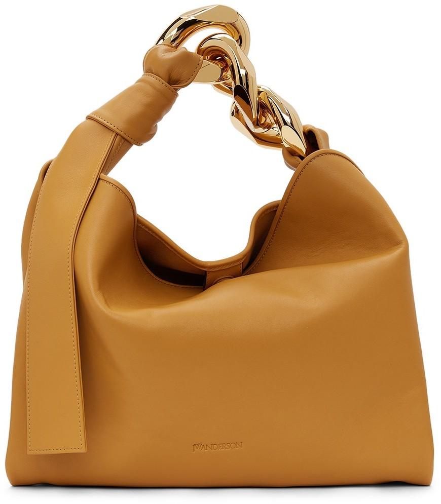 Yellow Small Chain Bag