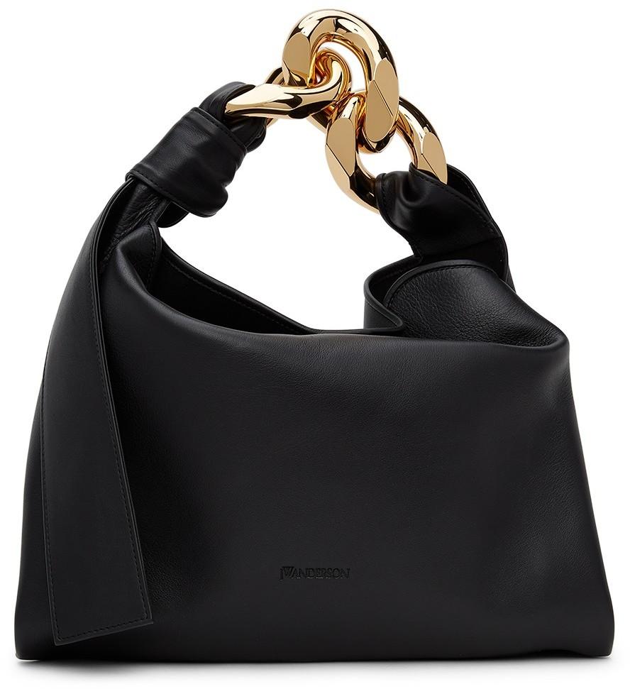 Black Small Chain Bag