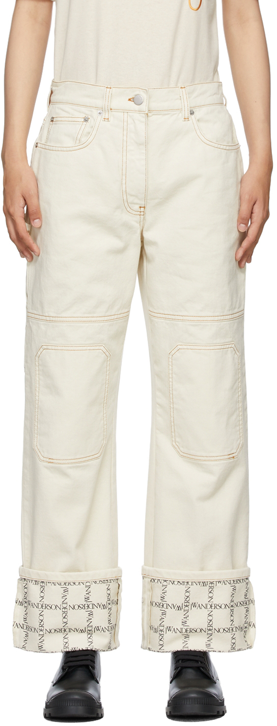 Off-White Workwear Jeans