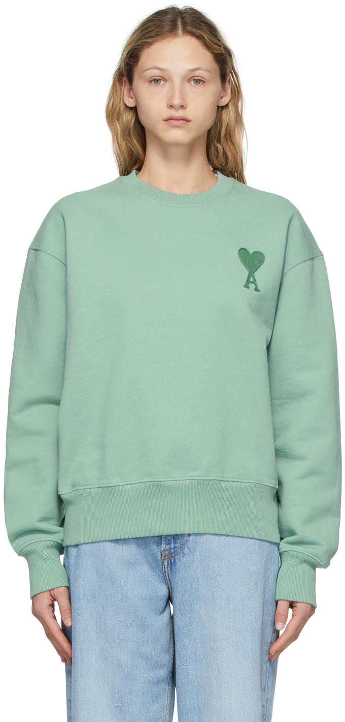 Green Ami De Coeur Sweatshirt