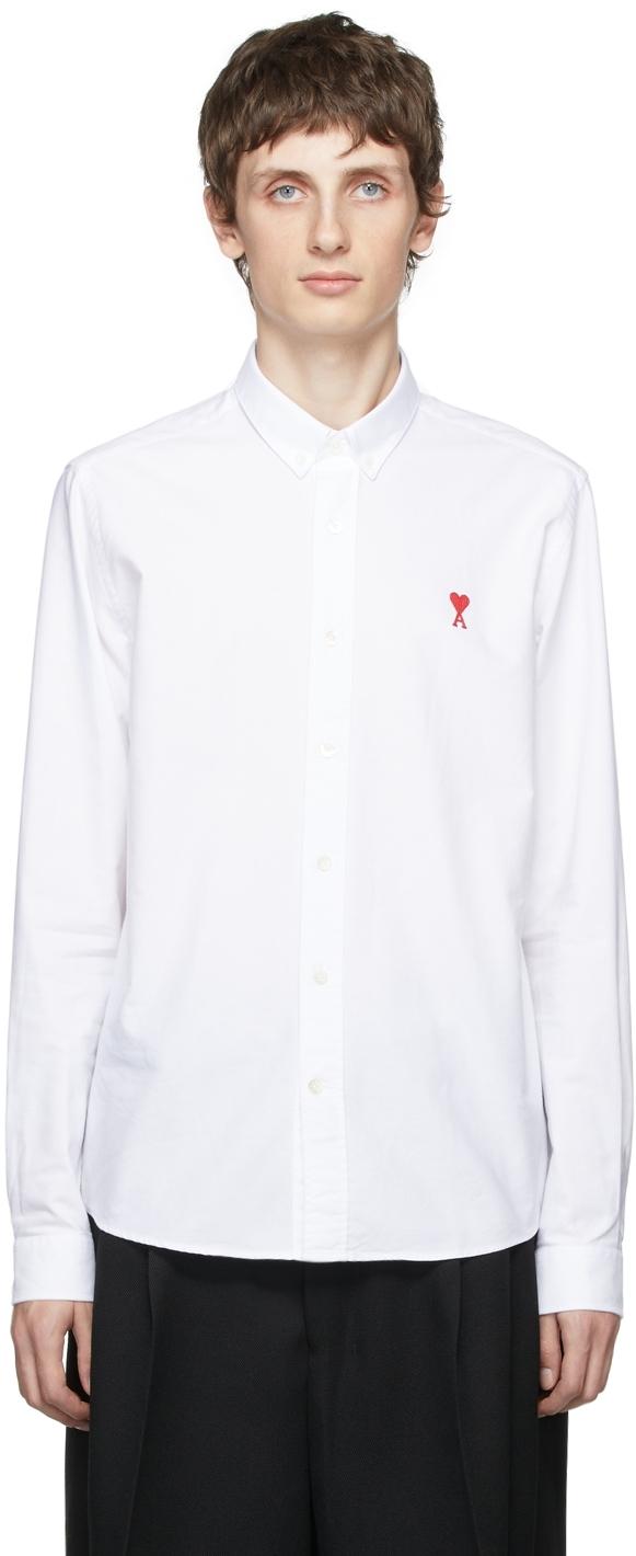 White Ami de Cœur Shirt