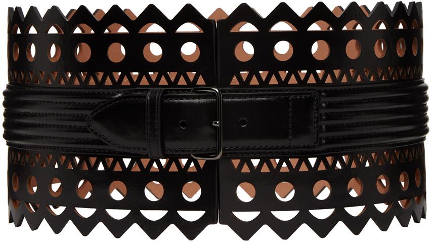 Black 1992 Vienne Corset Belt
