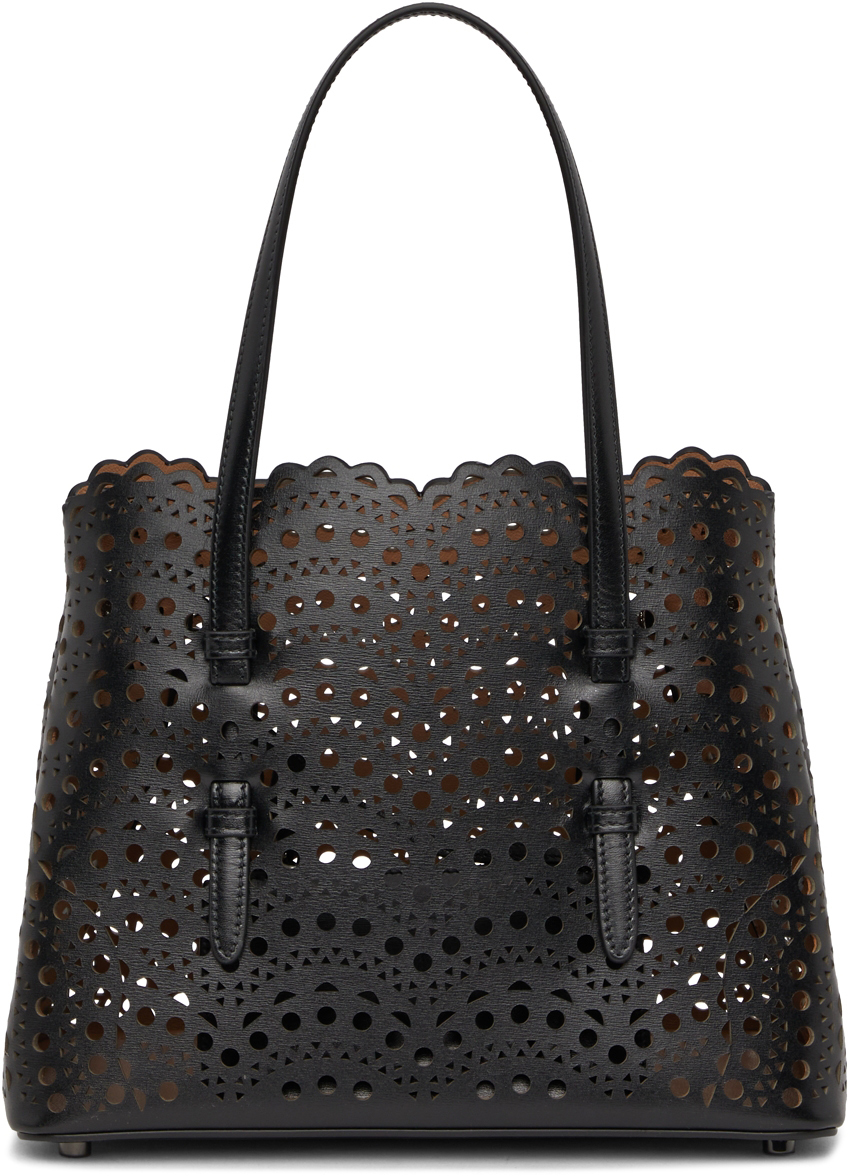Black Mina 25 Shoulder Bag