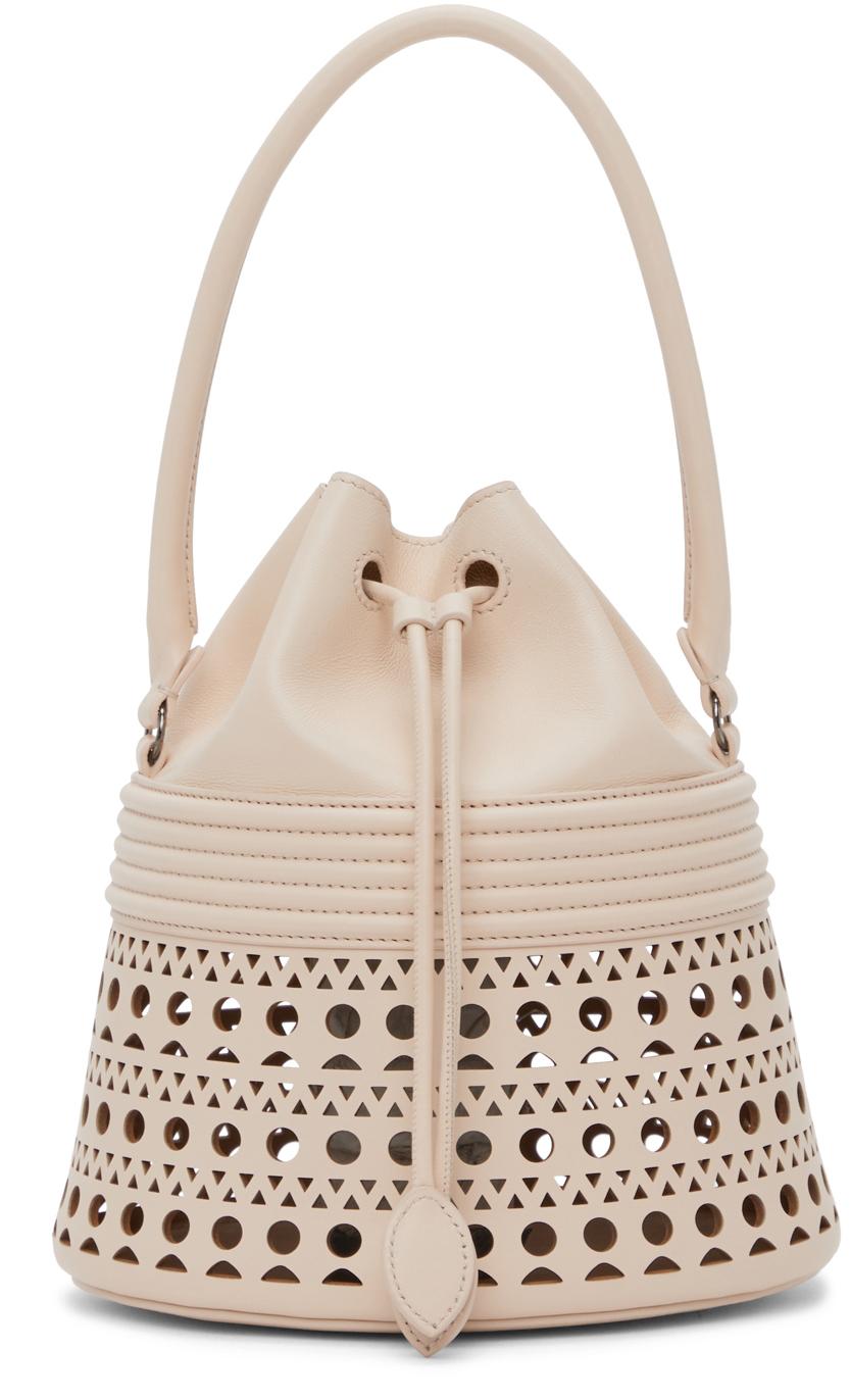 Pink Corset 19 Bucket Bag