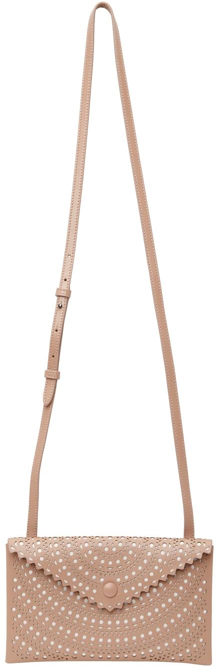 Beige Mini Louise 20 Bag