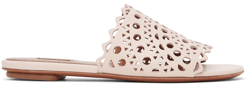 Pink Vienne Sandals