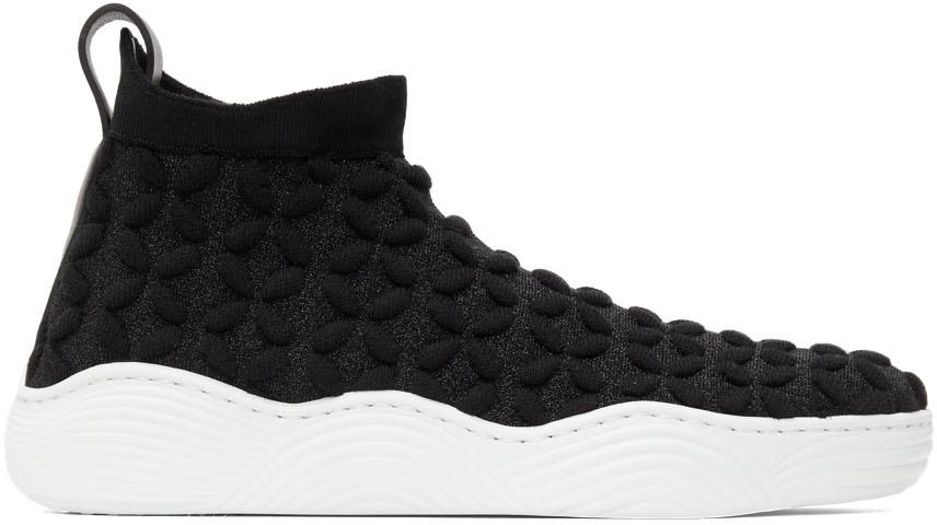 Black Sock Sneaker