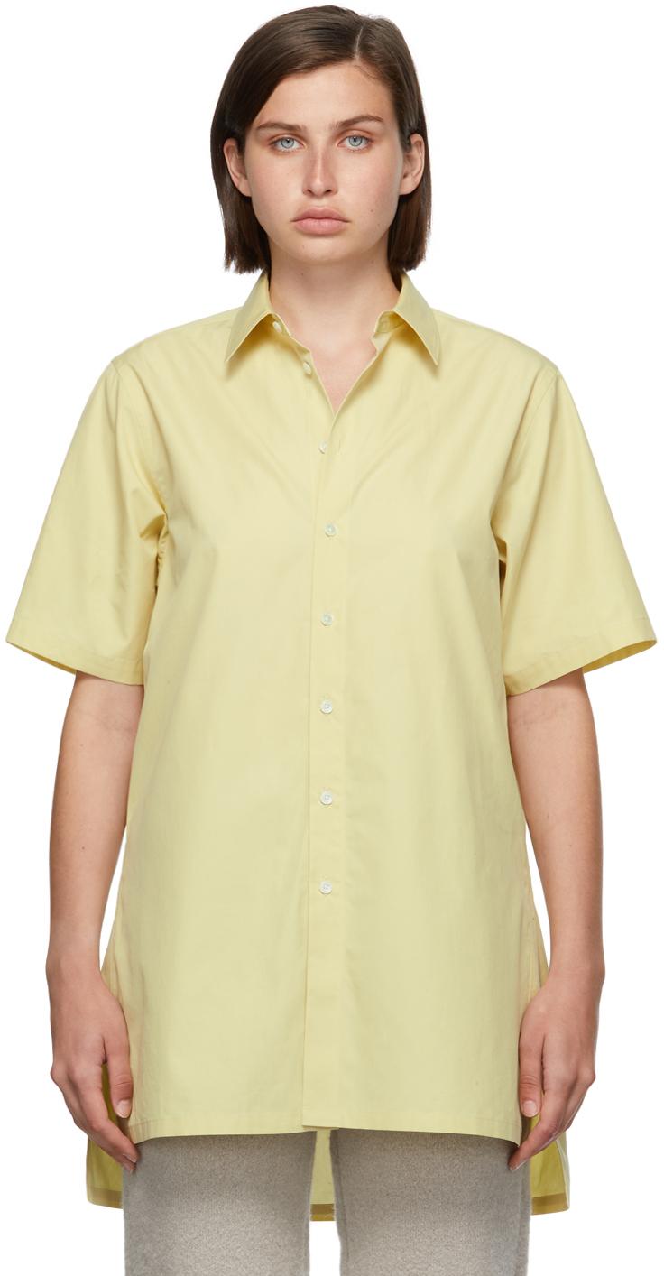 Yellow High Density Light Weather Shirt