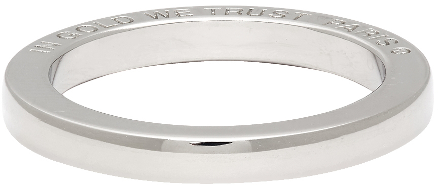 Silver Jump Ring