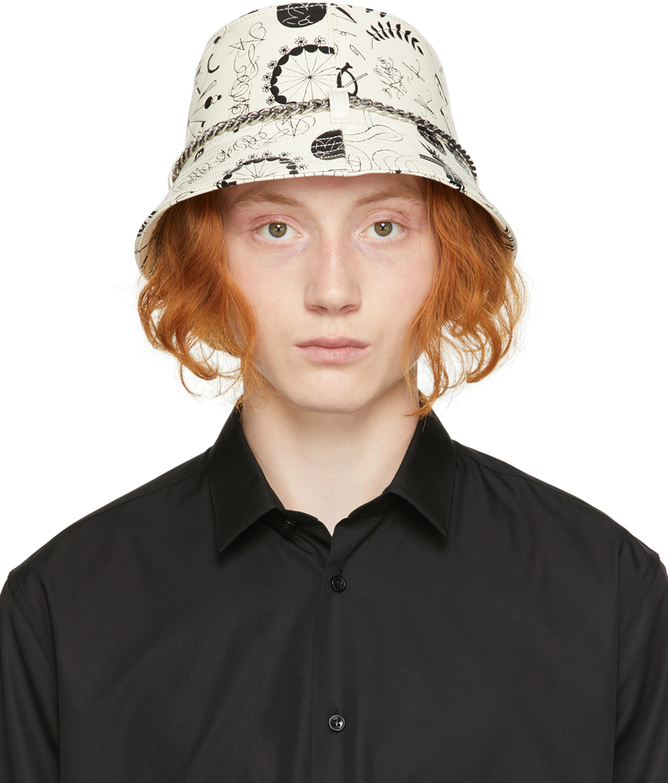 Off-White Eric Timothy Carlson Edition Motley Bucket Hat