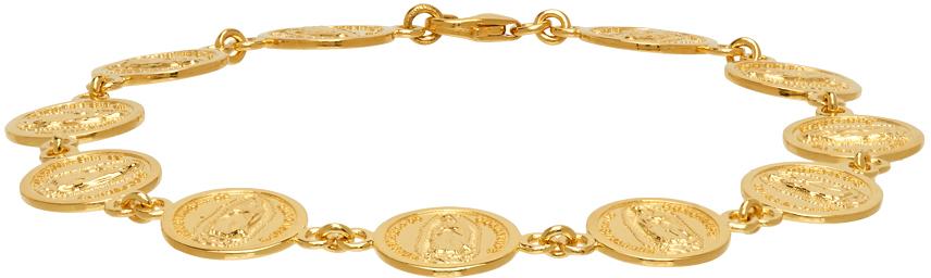 Gold 'The Medina' Bracelet