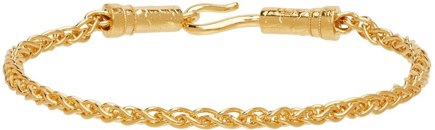 Gold 'The Hanun' Bracelet