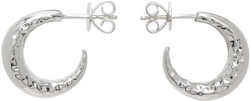 Silver 'The Malayki' Earrings