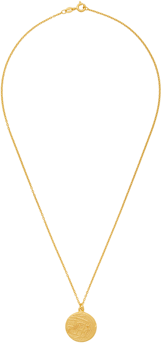 Gold 'The Zain' Necklace