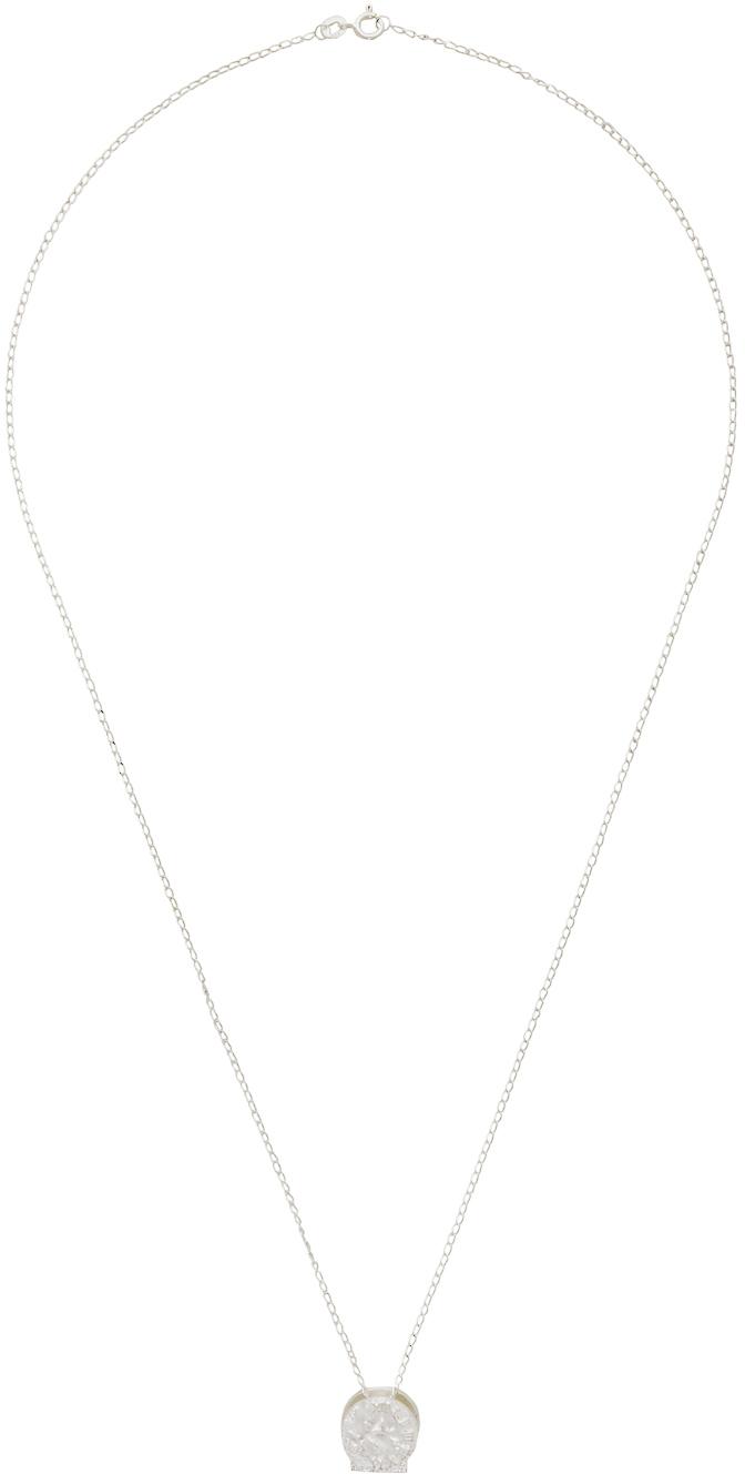 Silver 'The Siya' Necklace