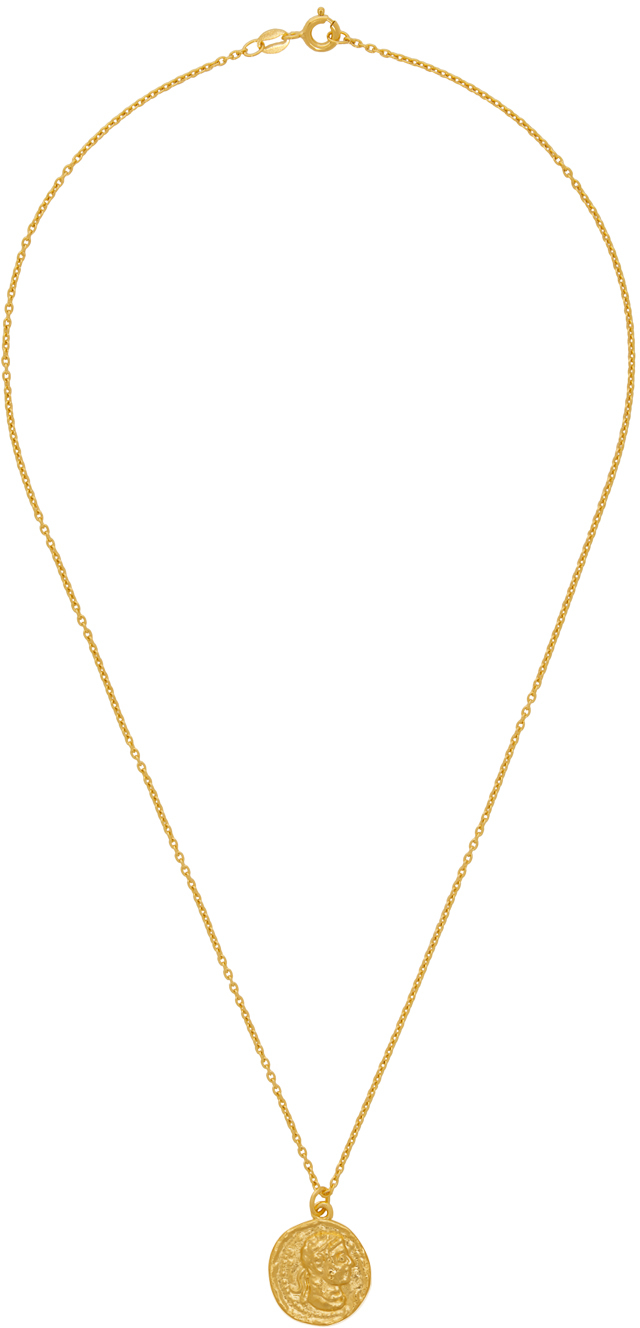 Gold 'The Asad' Necklace
