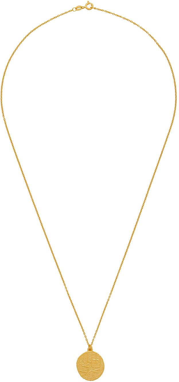 Gold 'The Dahmi' Necklace
