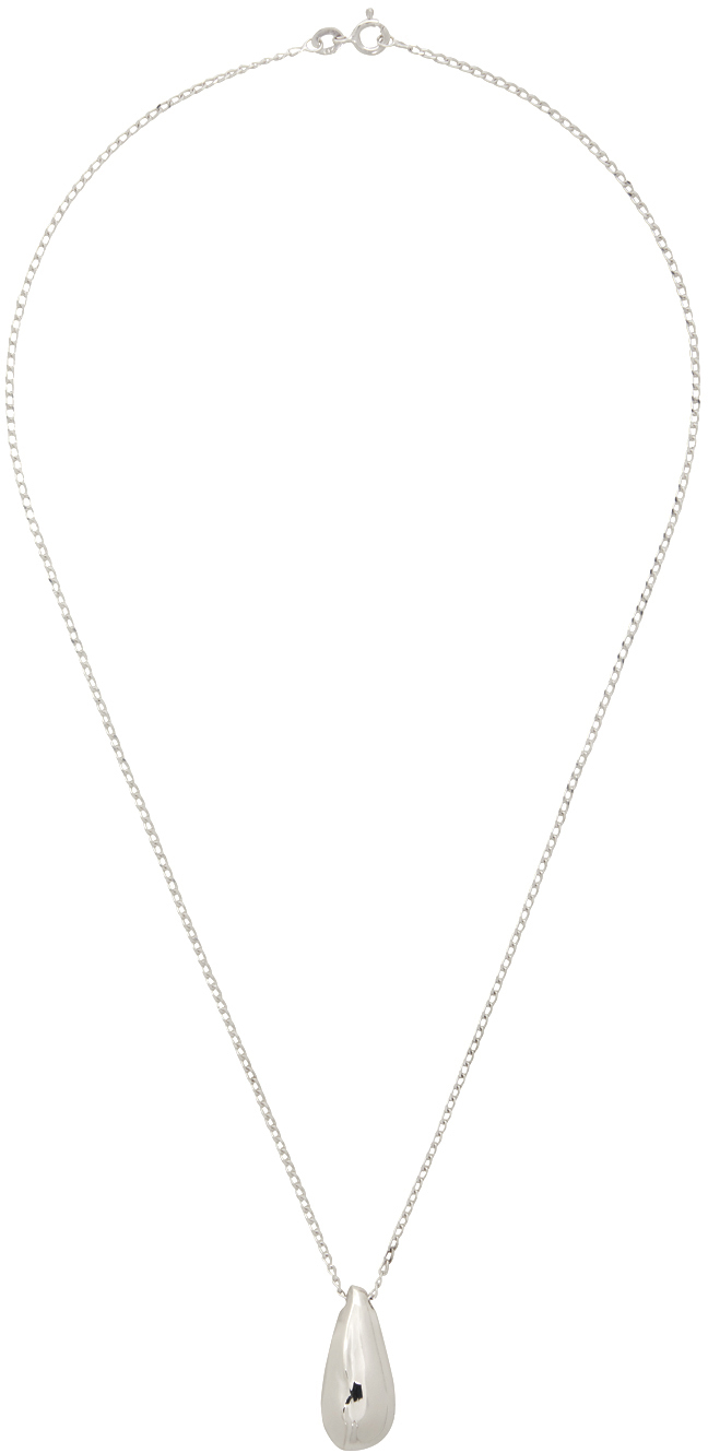 Silver 'The Damaat' Necklace