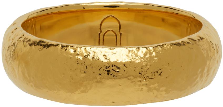 Gold 'The Ayman' Ring