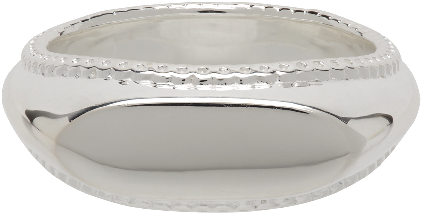 Silver 'The Mihna' Ring