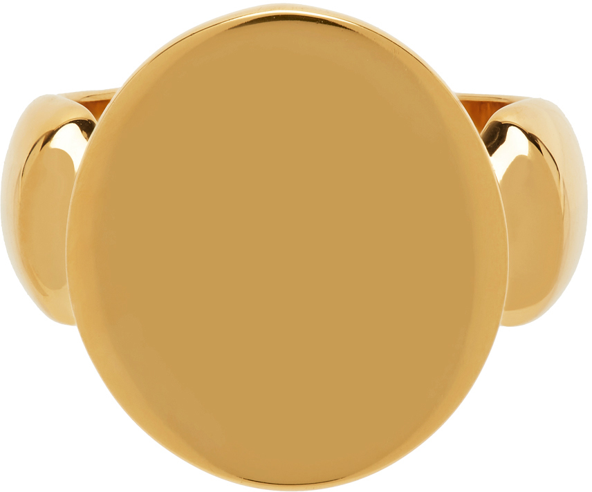 Gold 'The Wais' Ring