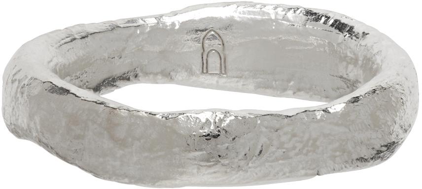 Silver 'The Nadim' Ring