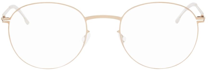 Gold Lund Glasses
