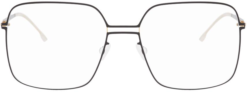 Black & Gold Velma Glasses