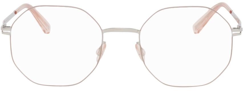 Rose Gold & Silver Kaori Glasses