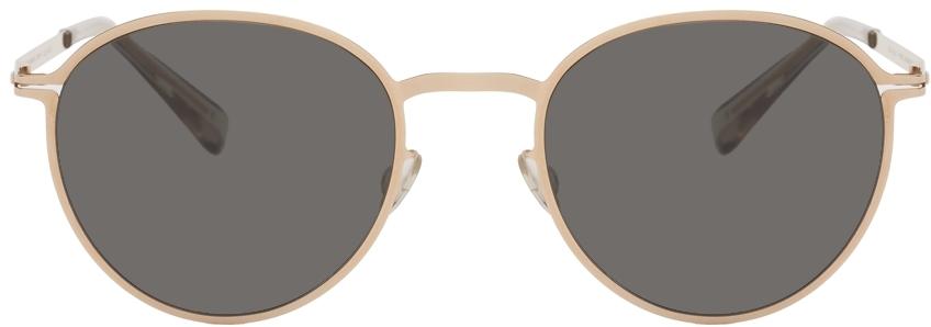 Gold Kasimir Sunglasses