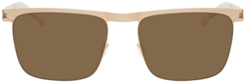 Gold Will Sunglasses
