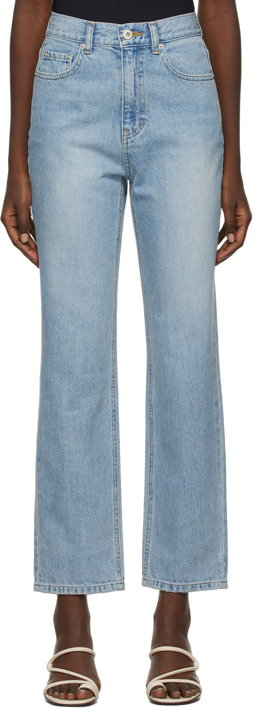 Blue Essential Jeans