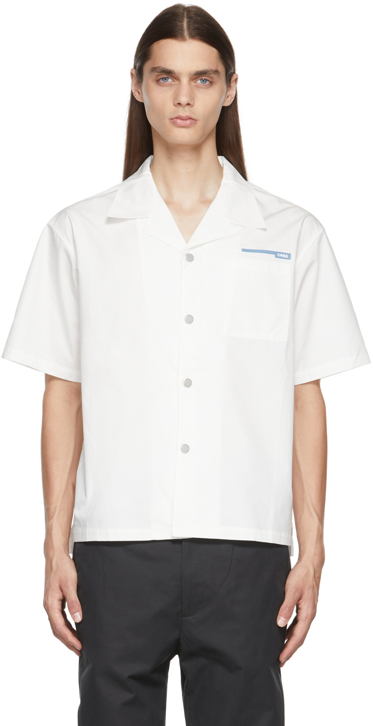 White T7 Short Sleeve Shirt