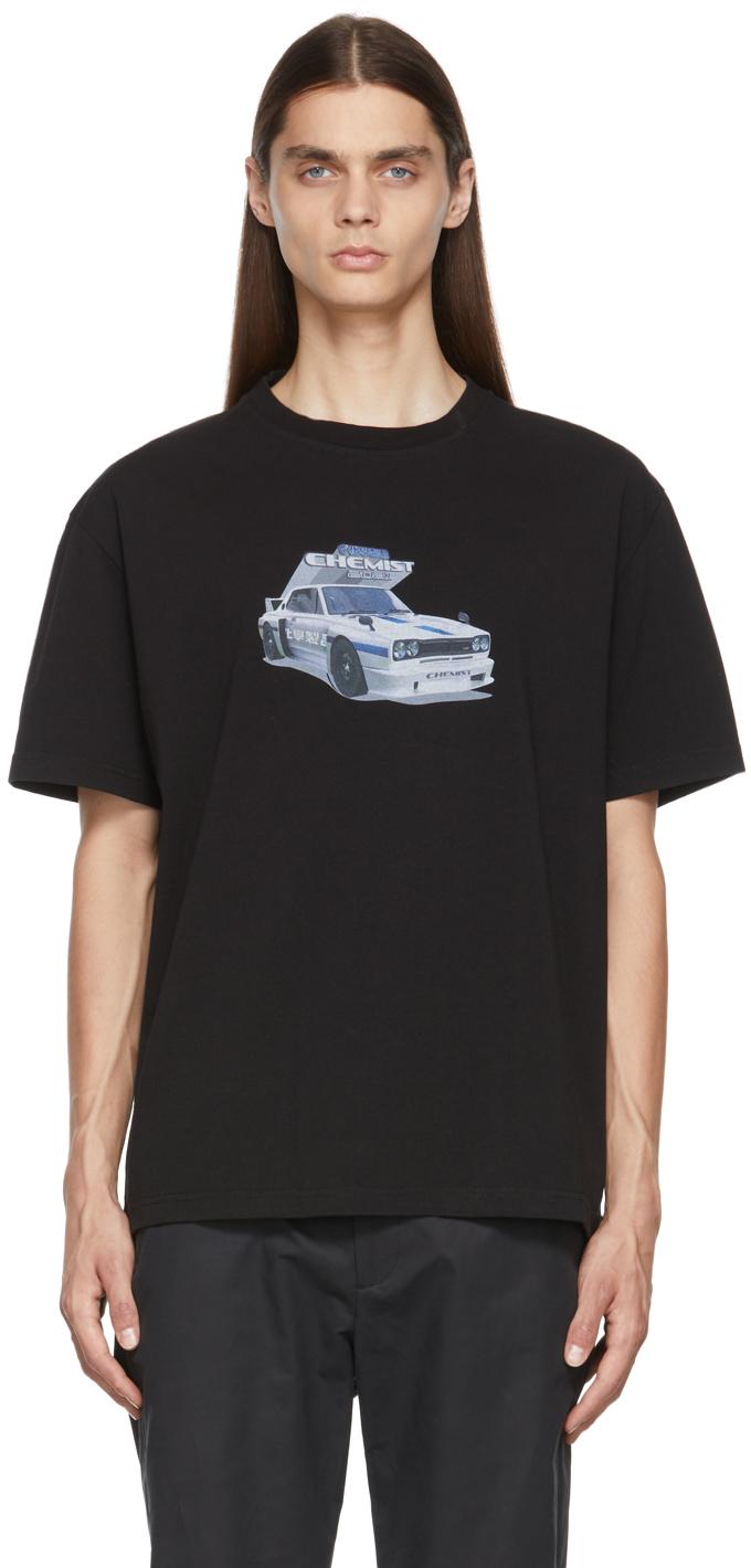 Black 'Speed' T-Shirt