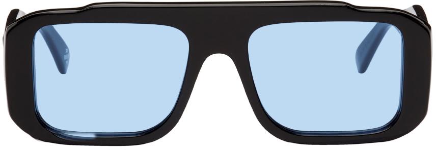 Black RETROSUPERFUTURE Edition Cruz Wings Sunglasses