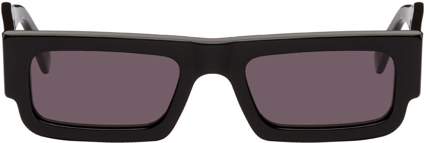 Black RETROSUPERFUTURE Edition Lowrider Sunglasses