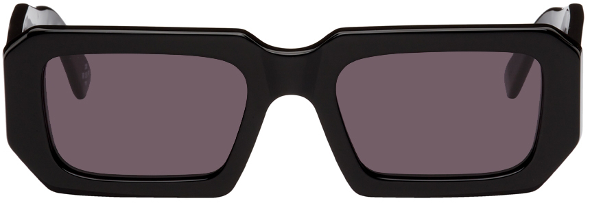 Black RETROSUPERFUTURE Edition Mestizo Sunglasses