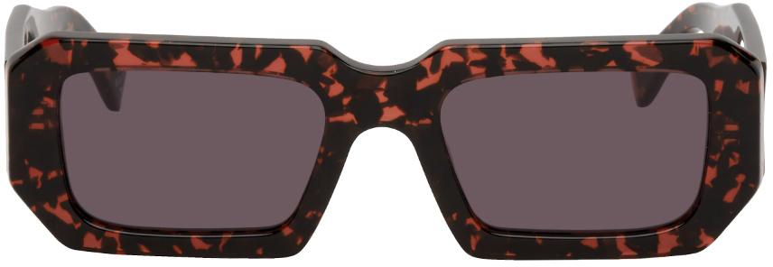 Red & Black RETROSUPERFUTURE Edition Mestizo Sunglasses