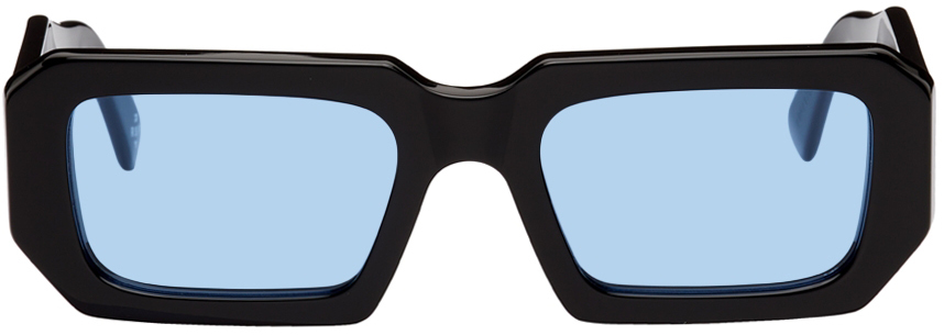 Black RETROSUPERFUTURE Edition Mestizo Wings Sunglasses