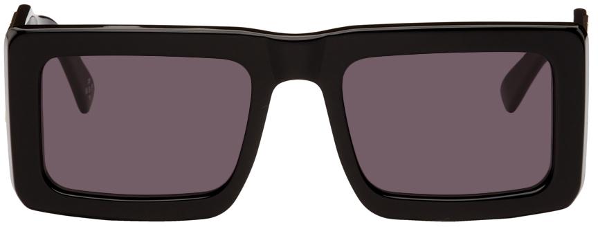 Black RETROSUPERFUTURE Edition Templo Wings Sunglasses