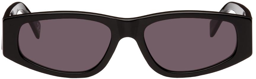 Black RETROSUPERFUTURE Edition Soberana Wings Sunglasses