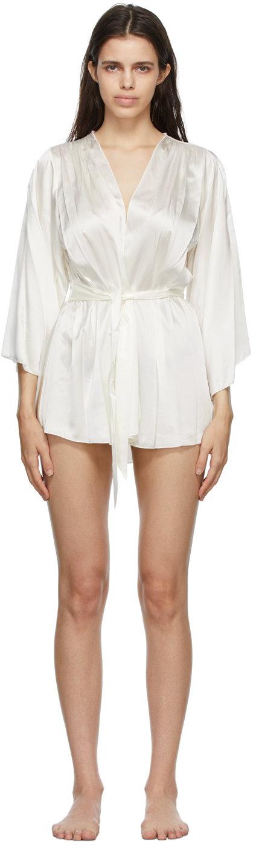 White Angel Sleeve Robe