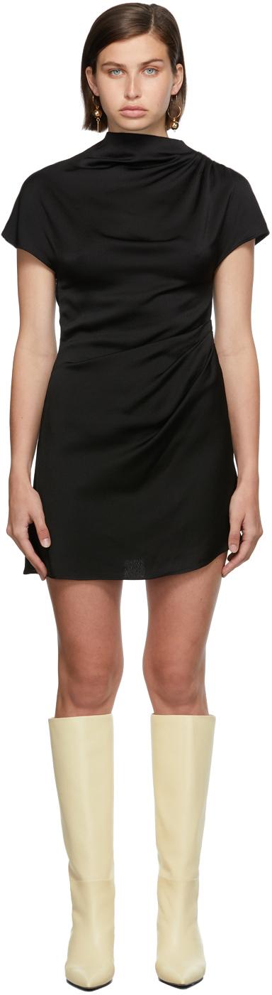 Black Macey Dress
