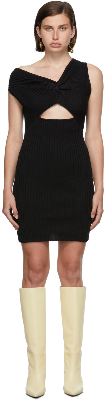 Black Zali Dress