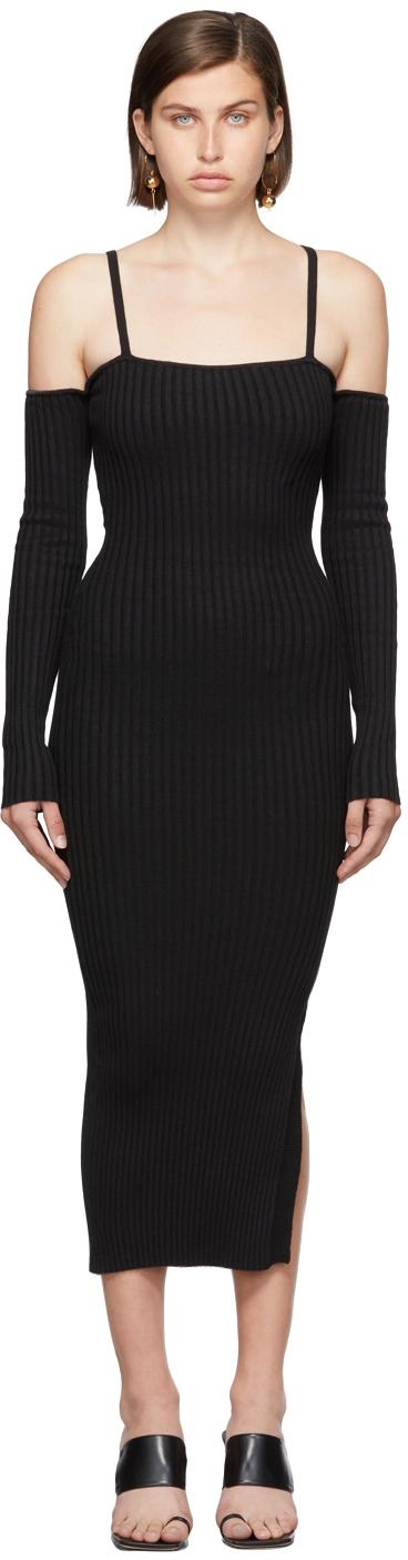 Black Blaise Dress
