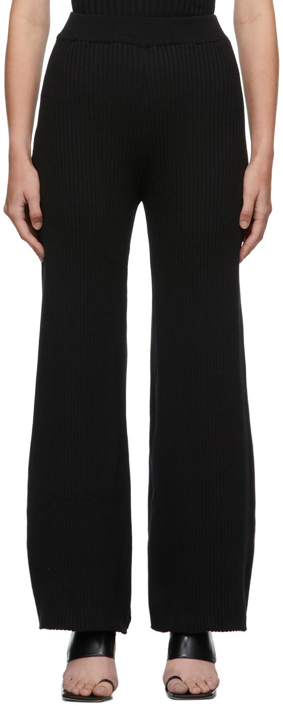 Black Jordan Lounge Pants