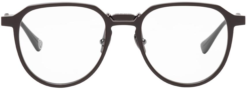 Grey & Silver BA13001 Glasses