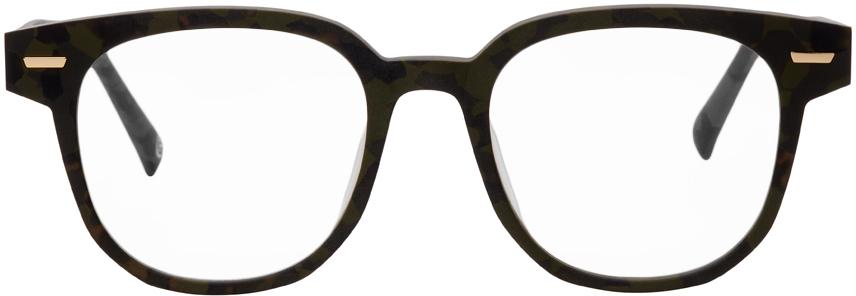 Khaki Camouflage BA13011 Glasses